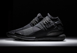 Adidas Y-3 QASA HIGH & Y-3 PUREBOOST: Excellent Collaboration & Forward Thinking