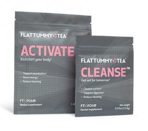 Flat Tummy Tea: Getting Back on Track