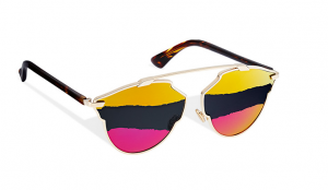 """""""DIOR SO REAL"""" SUNGLASSES: Sophisticate and So Real Colors"""