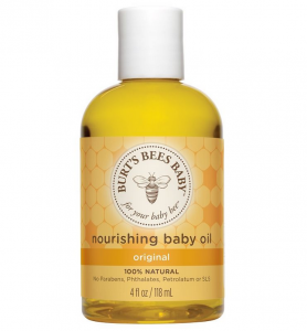 Burt's Bees Baby Nourishing Baby Oil - Highly Recommended