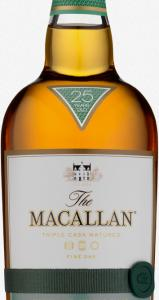 The Macallan Fine Oak 25 Year Old Single Malt Scotch Whisky
