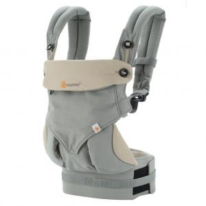 Ergo Four Position 360 Baby Carrier: Front-Inward, Front-Outward, Hip and Back Carry