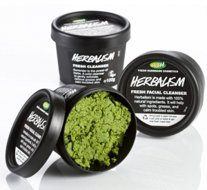 LUSH Herbalism – Acne Oily Prone Skin Savior