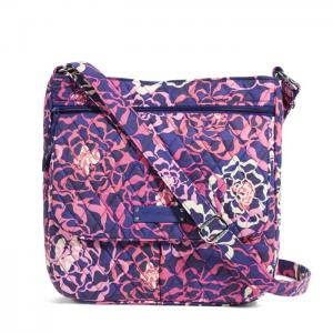 Vera Bradley Double Zip Mailbag: Perfect Size