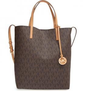 Michael Kors Bags 50% Off Sale: Hayley Large Logo Tote
