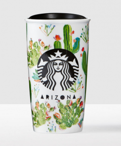 Starbucks 30% OFF Regular Prices - Arizona Double Wall Traveler