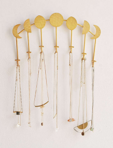 Urban outfitters Magical Thinking Artemis Wall Mounted Necklace Holder