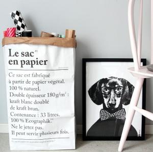 Le sac en papier - Paper bag