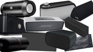 10 High-End Portable Bluetooth Speakers of 2017