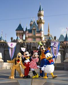 Disneyland Park - Anaheim, California