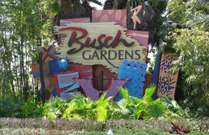 Busch Gardens Tampa Bay - Tampa, Florida