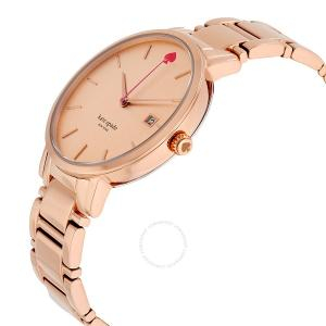 Kate Spade New York Gramercy Grand Rose Goldtone Stainless Steel Watch