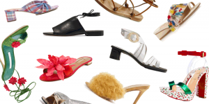 Meet Your New Sandals to Start Your Summer Story