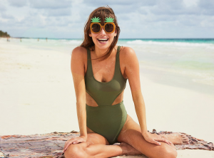 Make a Splash This Summer With These Glamorous Swimsuits