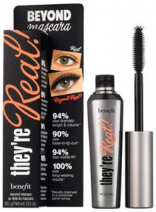 Benefit They're Real! Lengthening Mascara