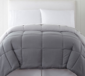 JCPenney Home Classic Light-Warmth Down-Alternative Reversible Comforter