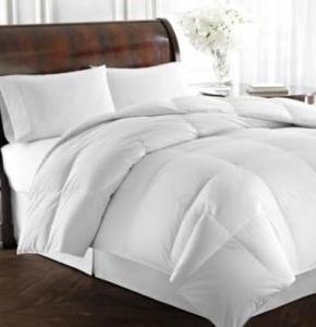 Lauren Ralph Lauren Lightweight Down Alternative Comforters, 100% Cotton Cover