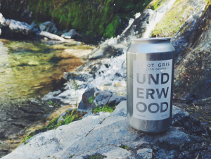 Union Wine Co. Underwood Wines In A Can