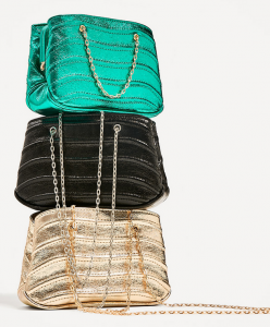 Zara Mini Crossbody Bag With Chain