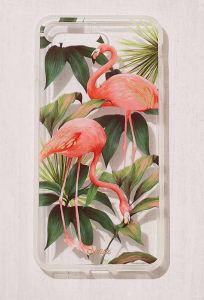 Sonix Flamingo Garden iPhone 7 Plus/6 Plus Case