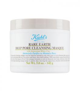 Kiehl's Rare Earth Deep Pore Cleansing Masque - 5 oz jar