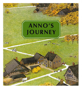 Anno's Journey By Mitsumasa Anno