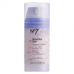 No7 Beautiful Skin Hydration Mask - 3.3oz