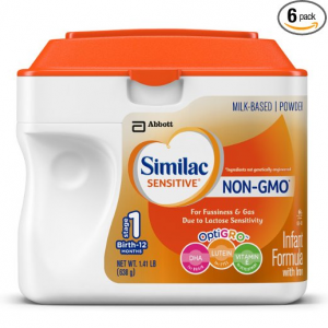 Similac Sensitive Non-GMO Infant Formula