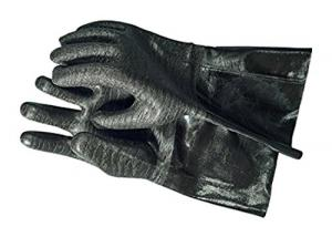 Artisan Griller Heat Resistant BBQ, Smoker, Grill, Oven and Cooking Gloves With Textured Palms