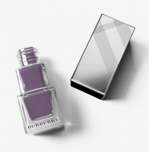 Burberry Nail Polish in Pale Grape
