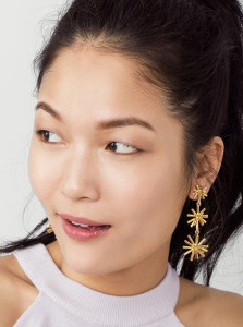 Morningstar Drop Earrings