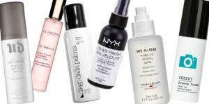8 Best Weightless Makeup Setting Sprays That Keep Skin Looking Beautifully Matte in Summer 2017
