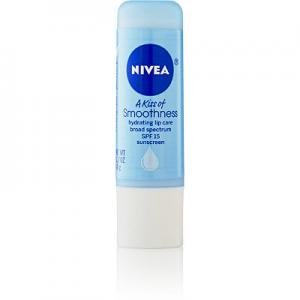 NIVEA Smoothness Lip Care with SPF 15