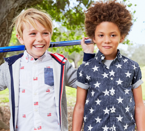 Gymboree: Up to 75% OFF Entire Store + Extra $25 OFF