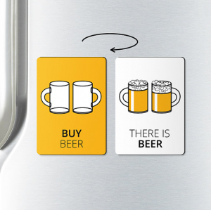 Funny Buy Beer Magnet For Beer Lover