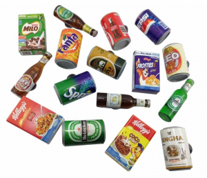 16pc Mix Beer, Soft Drink, Coca Cola Can Wall Magnet Collection High Quality 3D Fridge Magnet