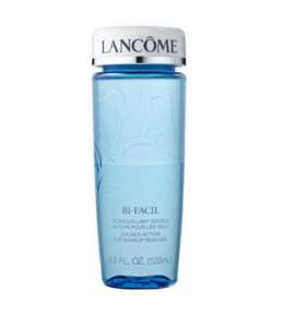 Lancome Bi-Facil Double-Action Eye Makeup Remover Travel Size 1.7 fl. oz.