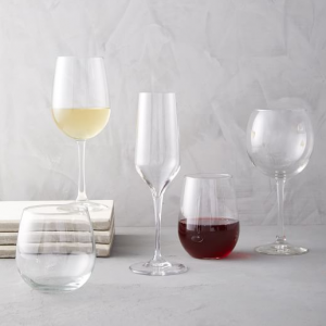 Essential Wine Glassware (Set of 6)