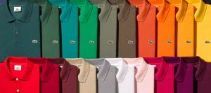 Lacoste: 50% OFF Semi-Annual Sale