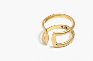 Madewell Double Ring