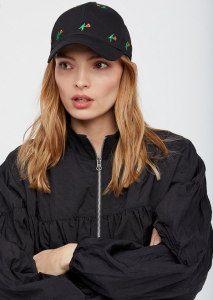 Late Bloomer Embroidered Baseball Hat