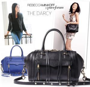 Rebecca Minkoff: 50% OFF Baby Pink Handbag Sale + Extra 20% OFF Sitewide