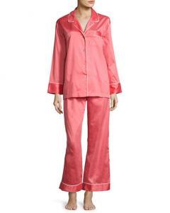 Natori Cotton Pajama Set