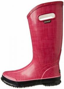 Bogs Linen Rain Boots