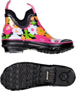 Bogs Harper Spring Flowers PO Boots
