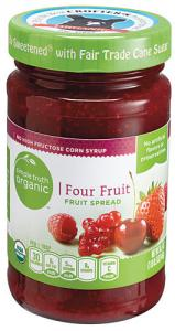 Simple Truth Organic Fruit Spread Four Fruit
