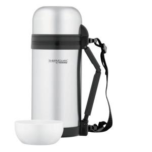 Thermos ThermoCafe Vacuum Insulated Large Food and Beverage Bottle