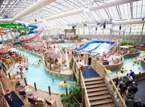 Pump House Indoor Waterpark (Jay, VT) - Waterpark Vacation from $205 / Night