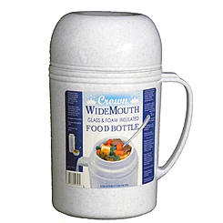 Brentwood 1.2L Wide Mouth Insulated Food Thermos