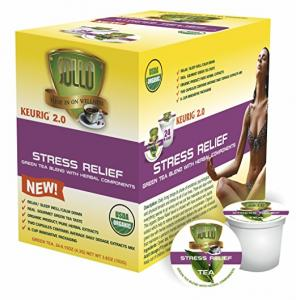 Keurig K-Cup Stress Relief Green Tea Pods